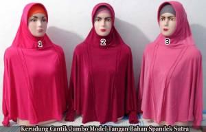 jilbab tangan murah 35ribu