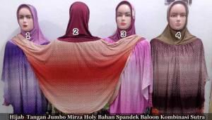 jilbab tangan murah