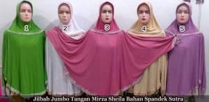 jilbab tangan murah terbaru