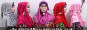 Jilbab instan cantik murah