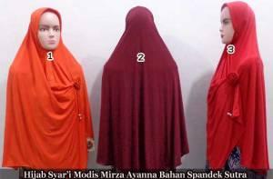 jilbab syar'i murah