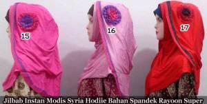 grosir jilbab syria murah