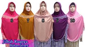 jilbab cantik harga murah